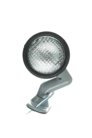 Betts 325001 Par 36 Clear Rotating Worklight Flood Pattern w/2 Lead Wires