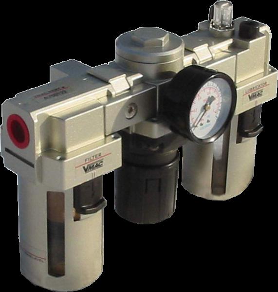 VMAC Filter Regulator Lubricator (FRL)-70 CFM (A700151)